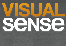 Visual Sense corporate identity